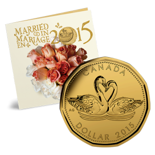 2015 - Wedding Gift Uncirculated Set