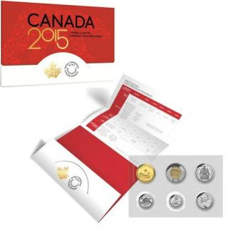2015 - Uncirculated Set