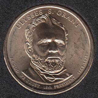2011 D - U.S. Grant - 1$