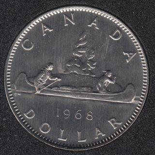 1968 - Proof Like - Nickel - Canada Dollar