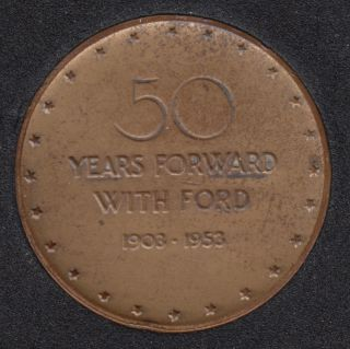 1953 - 1903 - Ford - 50th Anniversary