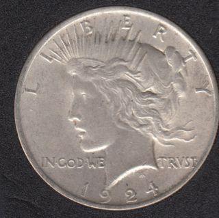 1924 - Peace - Dollar