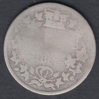 Nouveau Brunswick - 1864 - 20 Cents