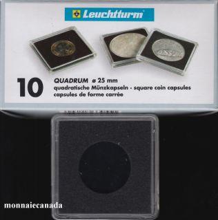 Capsules QUADRUM 25 MM