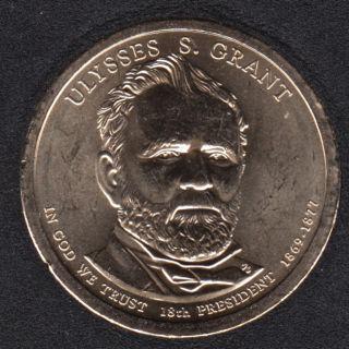 2011 P - U.S. Grant - 1$