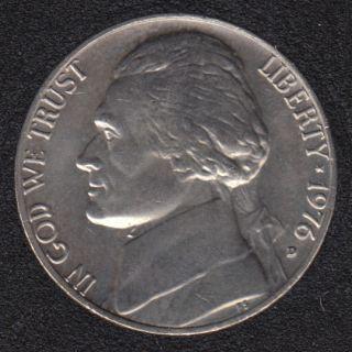 1976 D - Jefferson - B.Unc - 5 Cents