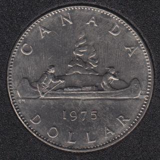 1975 - B.Unc - ATT. J. - Nickel - Canada Dollar