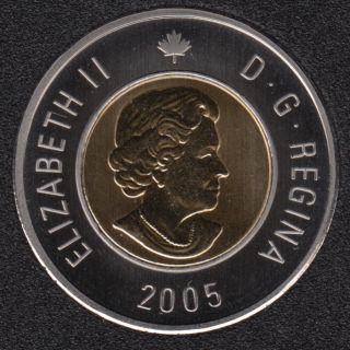 2005 - Specimen - Canada 2 Dollars