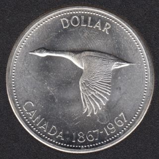 1967 - B.Unc - Canada Dollar