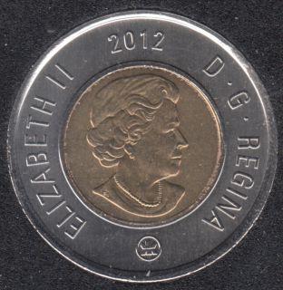 2012 - B.Unc - Ancienne Generation - Canada 2 Dollars