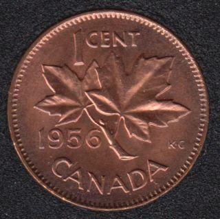 1956 - B.Unc - Canada Cent