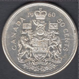 1960 - Canada 50 Cents