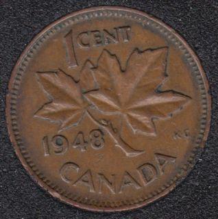 1948 - Canada Cent