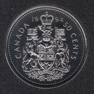 1994 - NBU - Canada 50 Cents