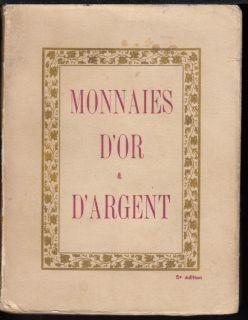 Monnaies d'Or d'Argent et de Platine - 2 Volumes - Albanie au Zanzibar - 5e Édition - Use