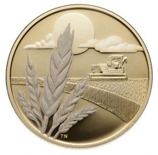 2003 Canada $100 Dollars Or 14 Carats - Centenaire de la découverte du Blé Marquis - APPELER POUR COMMANDER