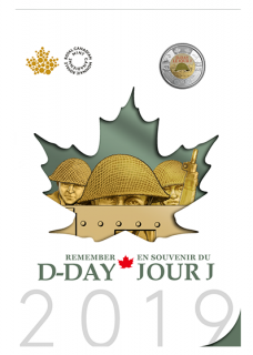 2019 - D-Day Commemorative Collector Keepsake