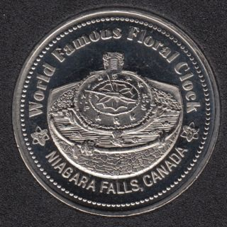 1982 - Niagara Falls - $1