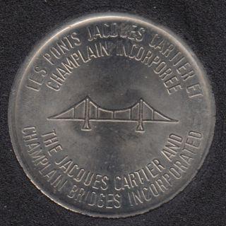 Ponts Jacques Cartier et Champlain Incorporée