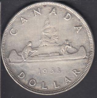 1953 - NSF - Cleaned - Canada Dollar