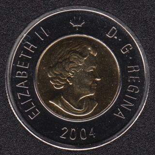 2004 - NBU - Canada 2 Dollars
