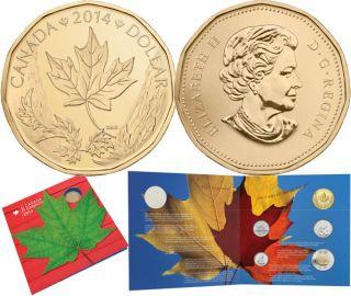 2014 - O Canada Gift Set