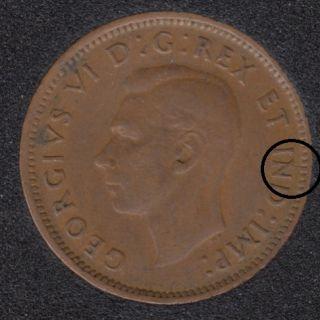 1947 - Break N to Rim - Canada Cent