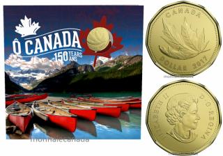 2017 - O Canada Gift Set