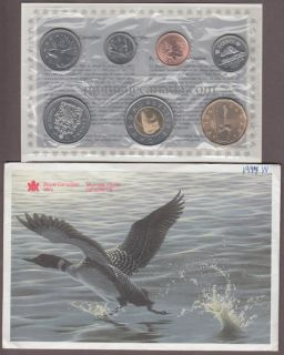 1997 - WINNIPEG BRILLIANT UNCIRCULATED SET
