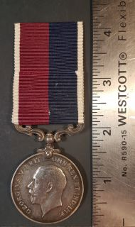 #1-236 Royal Air Force Long Service and Good Conduct George VI