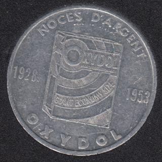 1953 - 1928 - Oxidol - 25 Ans
