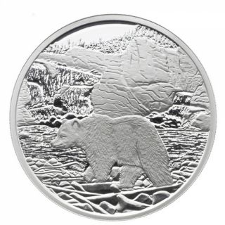 2006 $20 Fine Silver Coin - National Parks - Nahanni - Tax Exempt