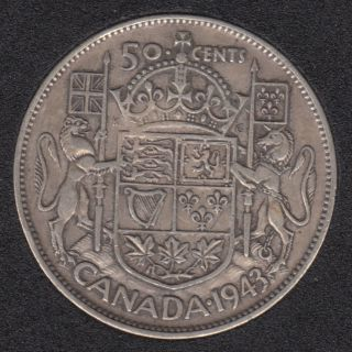 1943 - Canada 50 Cents