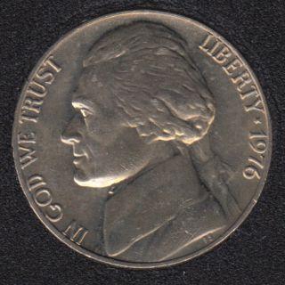 1976 - Jefferson - B.Unc - 5 Cents