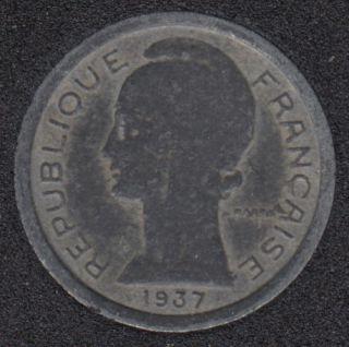 Telephone - 1937 - France Telephone Publics - Jeton