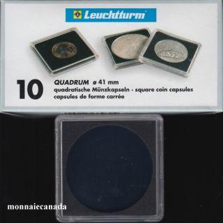 Capsules QUADRUM 41 MM
