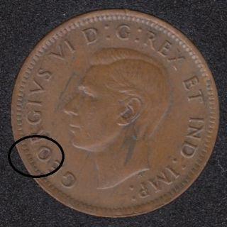 1946 - Break O to Rim - Canada Cent