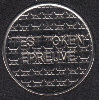 2004 - NBU - Test Token - Poppy - 25 Cents