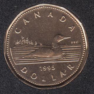 1995 - B.Unc - Canada Huard Dollar