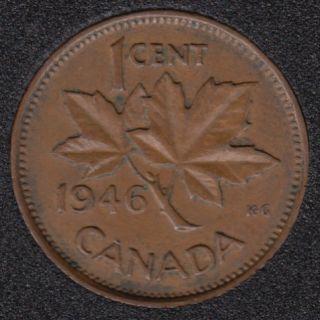 1946 - Canada Cent