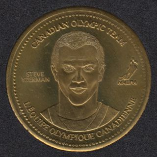 2002 - Coca Cola - Steve Yzerman - Equipe Canada Olympique