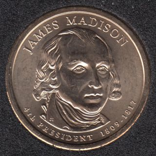 2007 D - J. Madison - 1$