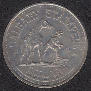 1978 - Calgary Stampede - XI Commonwealth Games - $1