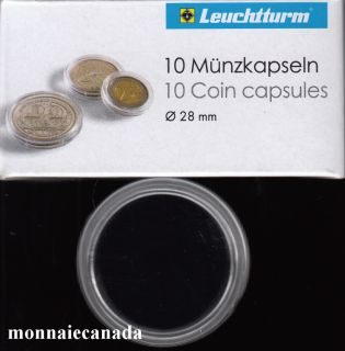 COIN CAPSULES 28MM