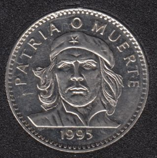 1995 - 3 Pesos - Che Guevara - Cuba