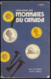 1988 - Monnaies du Canada - Haxby Willie - Usagé