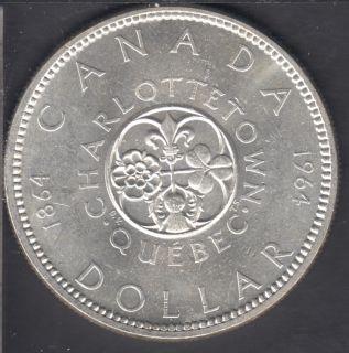 1964 - UNC - Canada Dollar