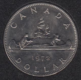 1972 - B.Unc - Nickel - Canada Dollar