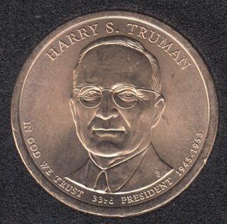 2015 D - H.S. Truman - 1$