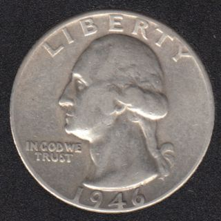 1946 - Washington - 25 Cents